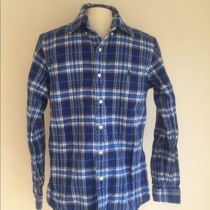Ralph Lauren men's Button front shirt Small